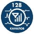 Защита от радиопомех с помощью 128-канального трансивера