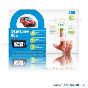 StarLine A66 2CAN 2LIN