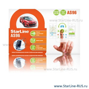 StarLine AS96 BT 2CAN 2LIN GSM