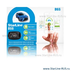 StarLine B66 2CAN 2LIN
