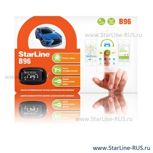 StarLine B96 BT 2CAN 2LIN GSM GPS