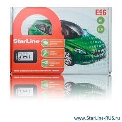 StarLine E96 BT 2CAN+2LIN Lux