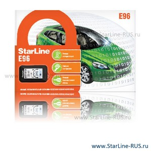 StarLine E96 BT 2CAN 2LIN Eco