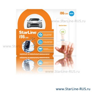 StarLine i96 CAN Smart #1