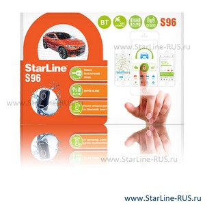 StarLine S96 BT 2CAN+2LIN GSM GPS