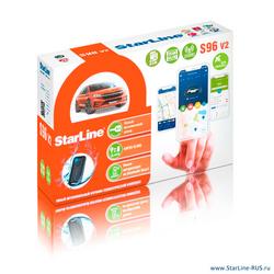StarLine S96 v2 2CAN+4LIN 2SIM GSM GPS