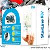 Эффективная защита и мониторинг за перемещениями мотоцикла с Starline V67