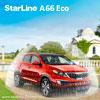 StarLine A66 ECO – умная защита от угона для автомобилей бюджетного класса